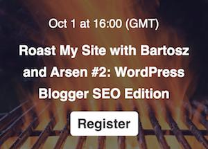 WordPress Blogger SEO Edition