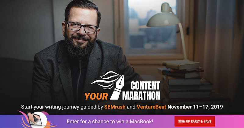 Content Marathon
